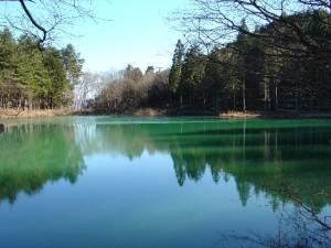 北伊奈ケ湖