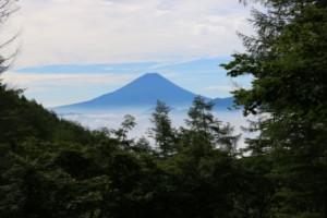 7月25日の富士山