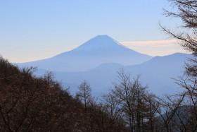 01桜峠からの富士山s